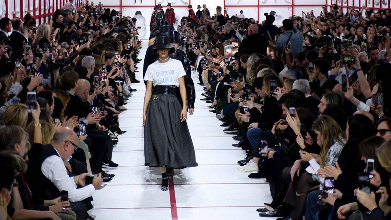 Fashion Week Automne-Hiver 2019: Dior sisterhood