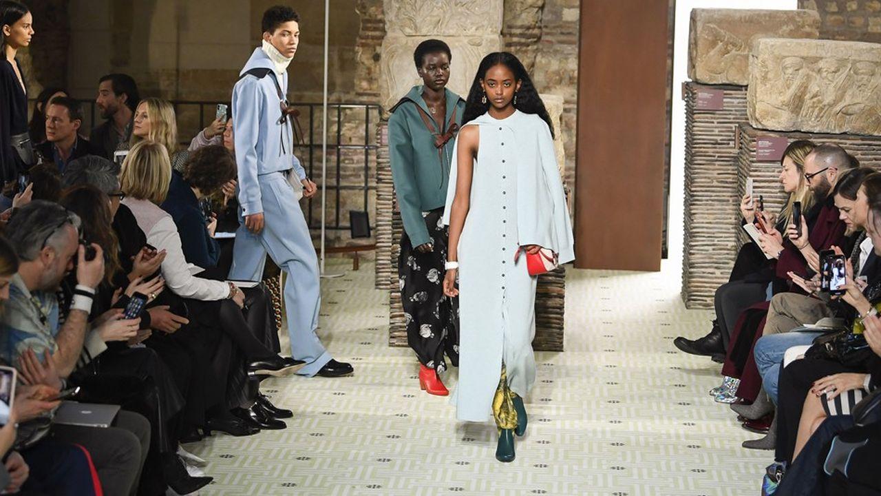 Fashion Week Automne-Hiver 2019 : Lanvin, nouveau chapitre