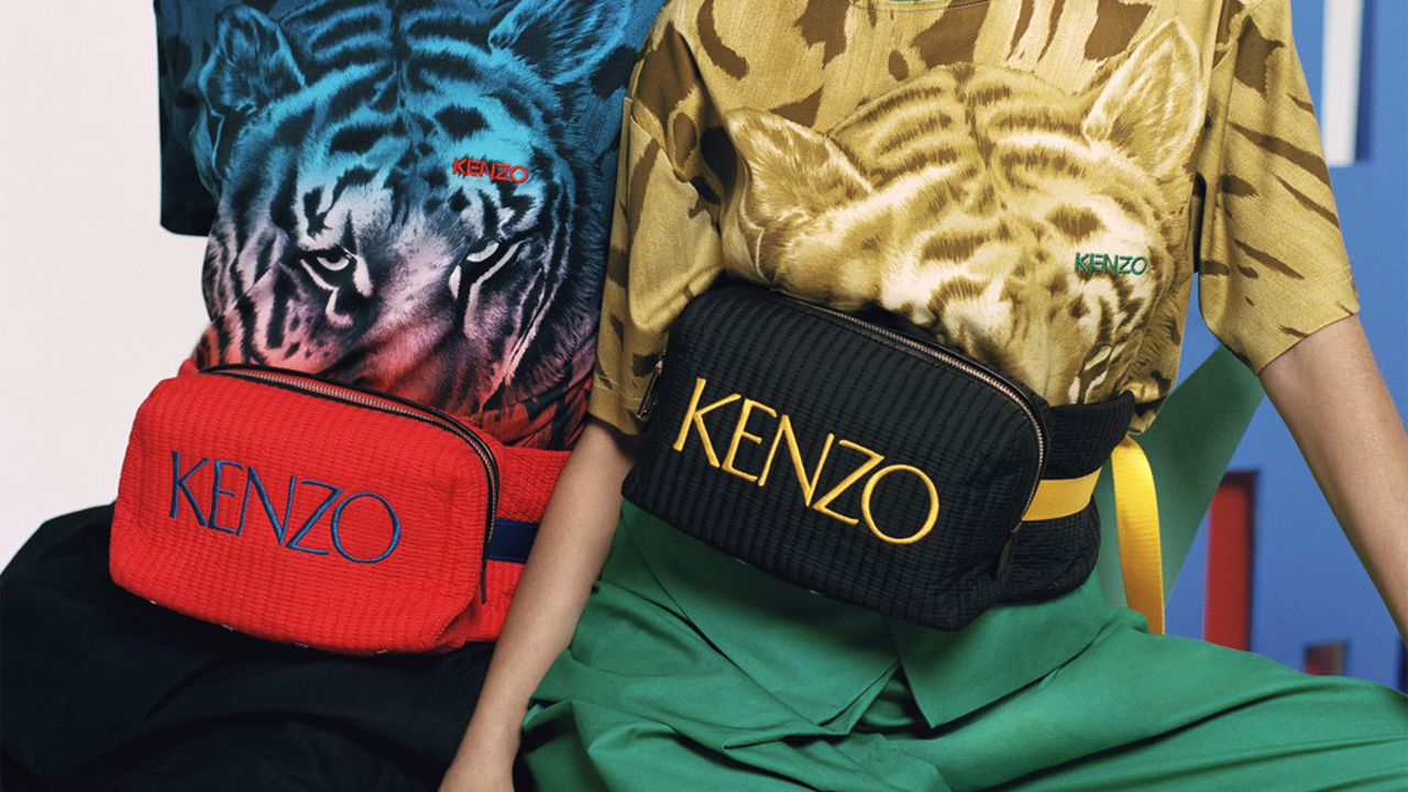 Fashion Week Automne-Hiver 2019 : Kenzo live and sell