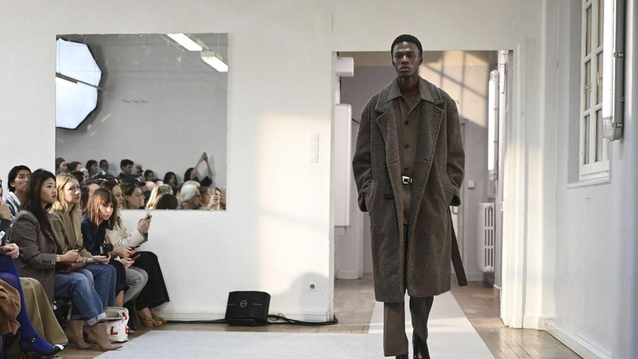 Fashion Week Automne-Hiver 2019: la ligne claire de Lemaire