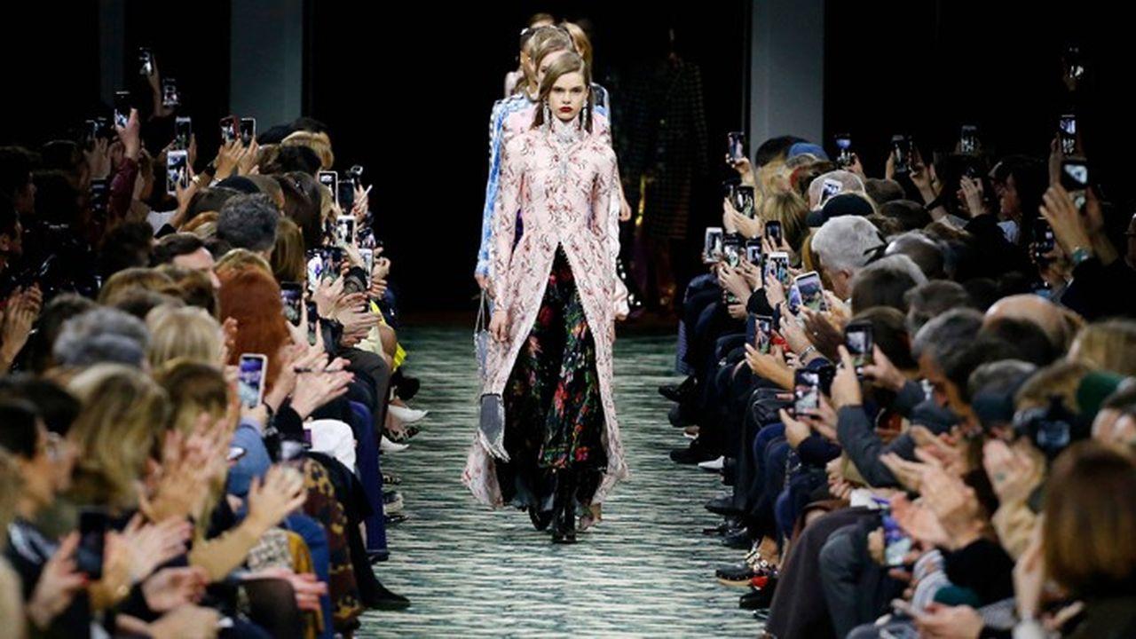 Fashion Week Automne-Hiver 2019: Paco Rabanne en évolution