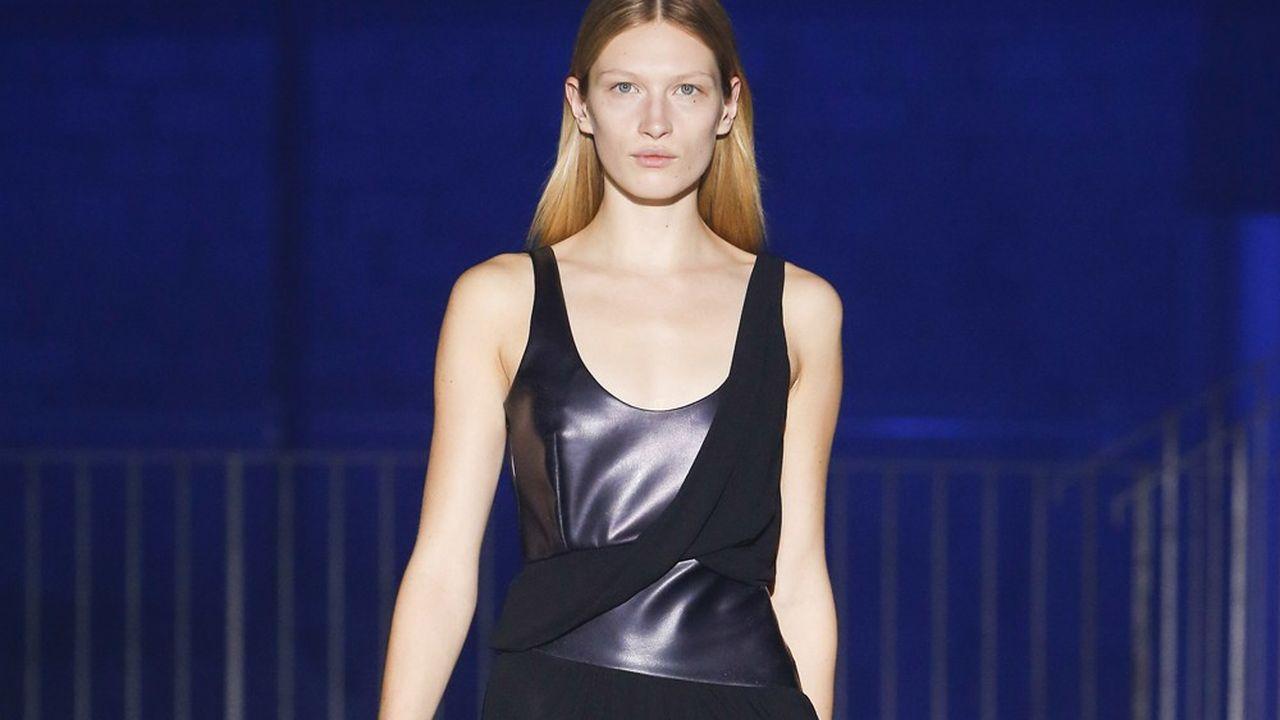 Fashion Week Automne-Hiver 2019: la silhouette en construction d'Atlein