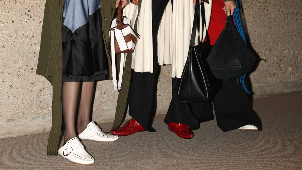 Fashion Week Automne-Hiver 2019: Loewe, le luxe fluide