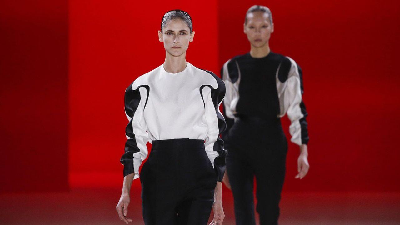 Fashion Week Automne-Hiver 2019 : l'épure sensuelle d'Haider Ackermann
