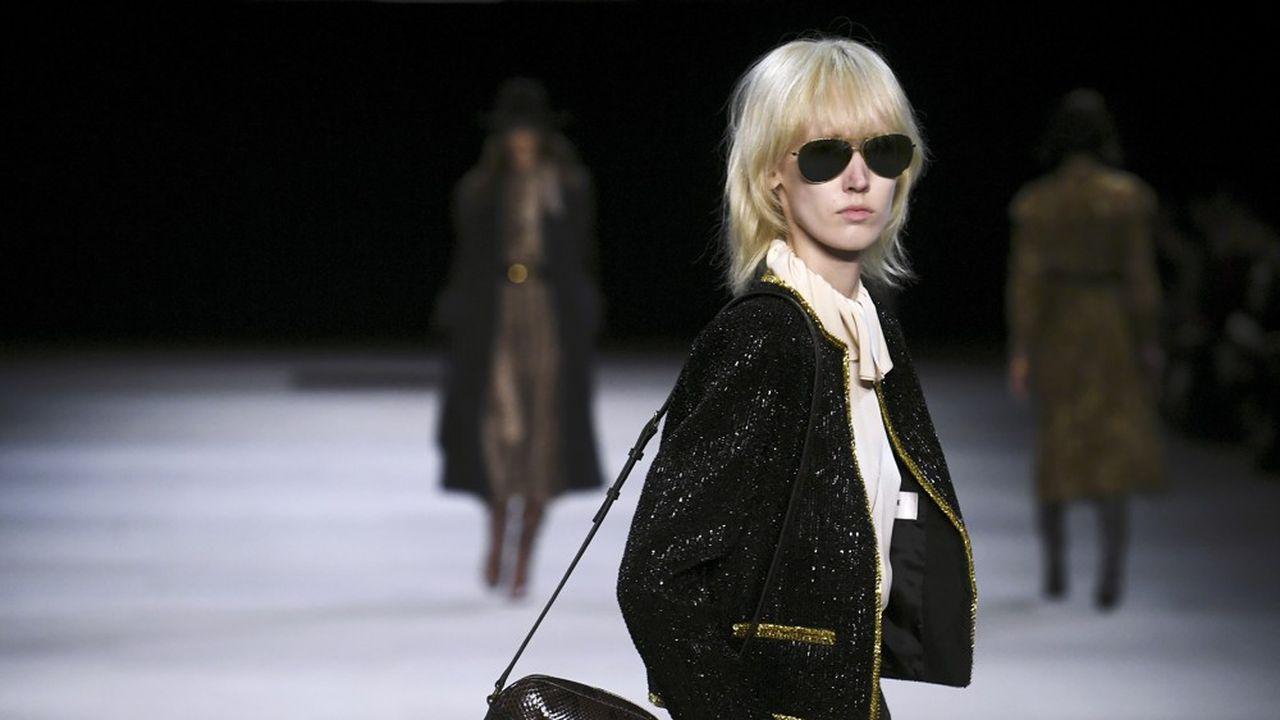 Fashion Week Automne-Hiver 2019 : le choc Celine