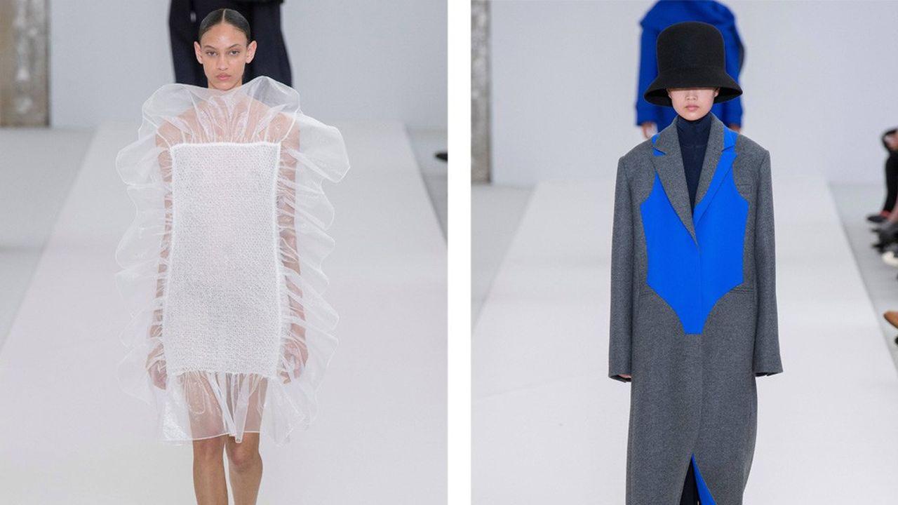 Fashion Week Automne-Hiver 2019: Nina Ricci, un vent nouveau