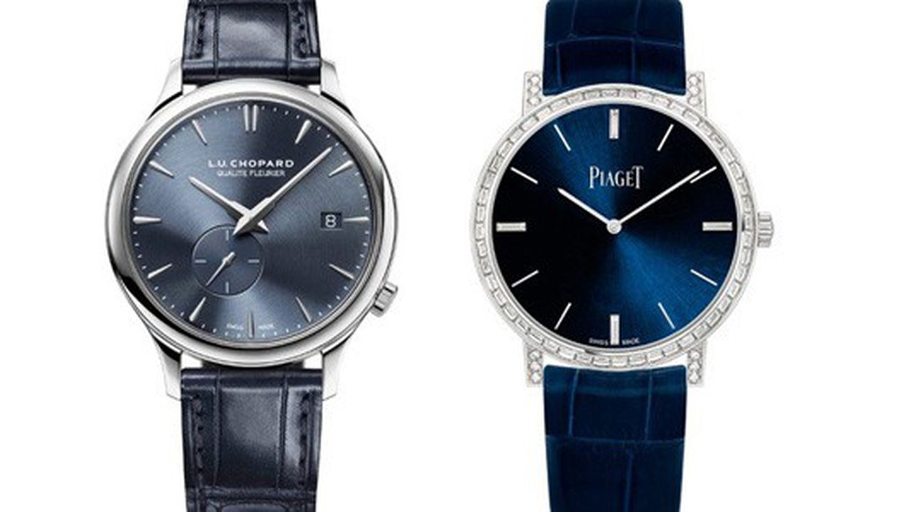 Heures Actuelles : montres extra-plates