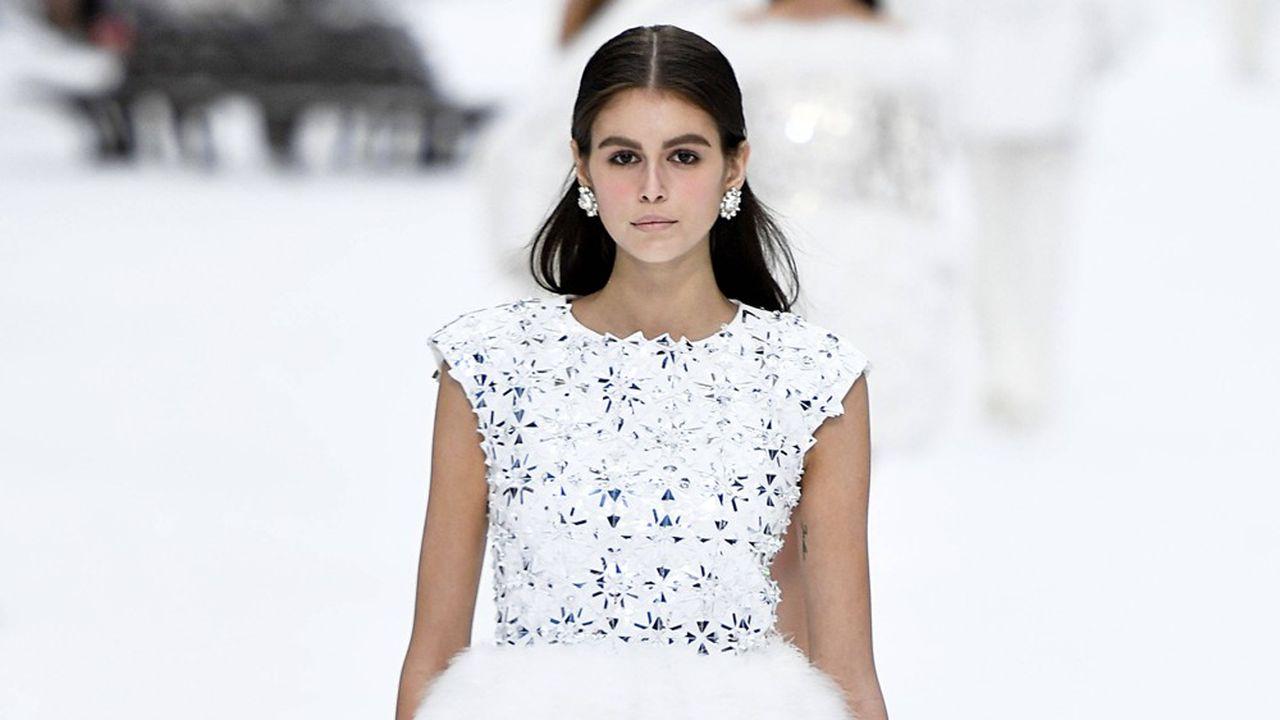 Fashion Week Automne-Hiver 2019: Chanel, l'ultime opus de Karl Lagerfeld