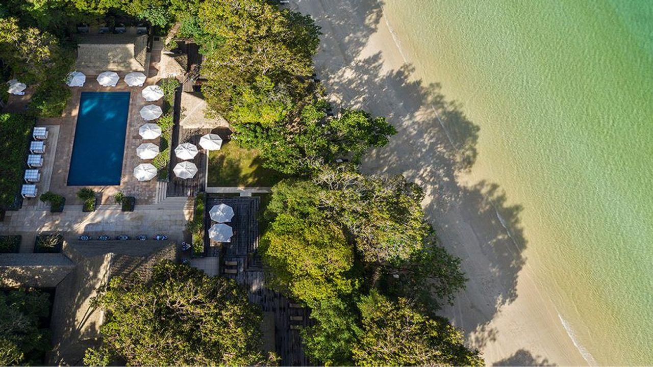 Le repaire: The «Dataï», Jungle Palace