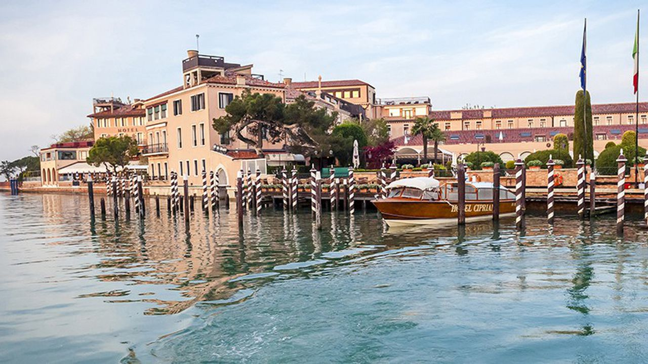 Le Cipriani, dernier secret de Venise