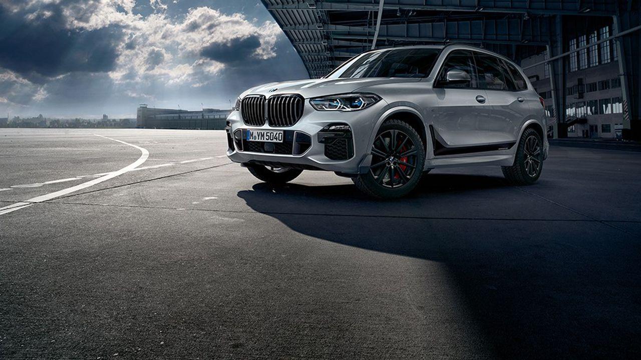 BMW X5, un beau gros SUV