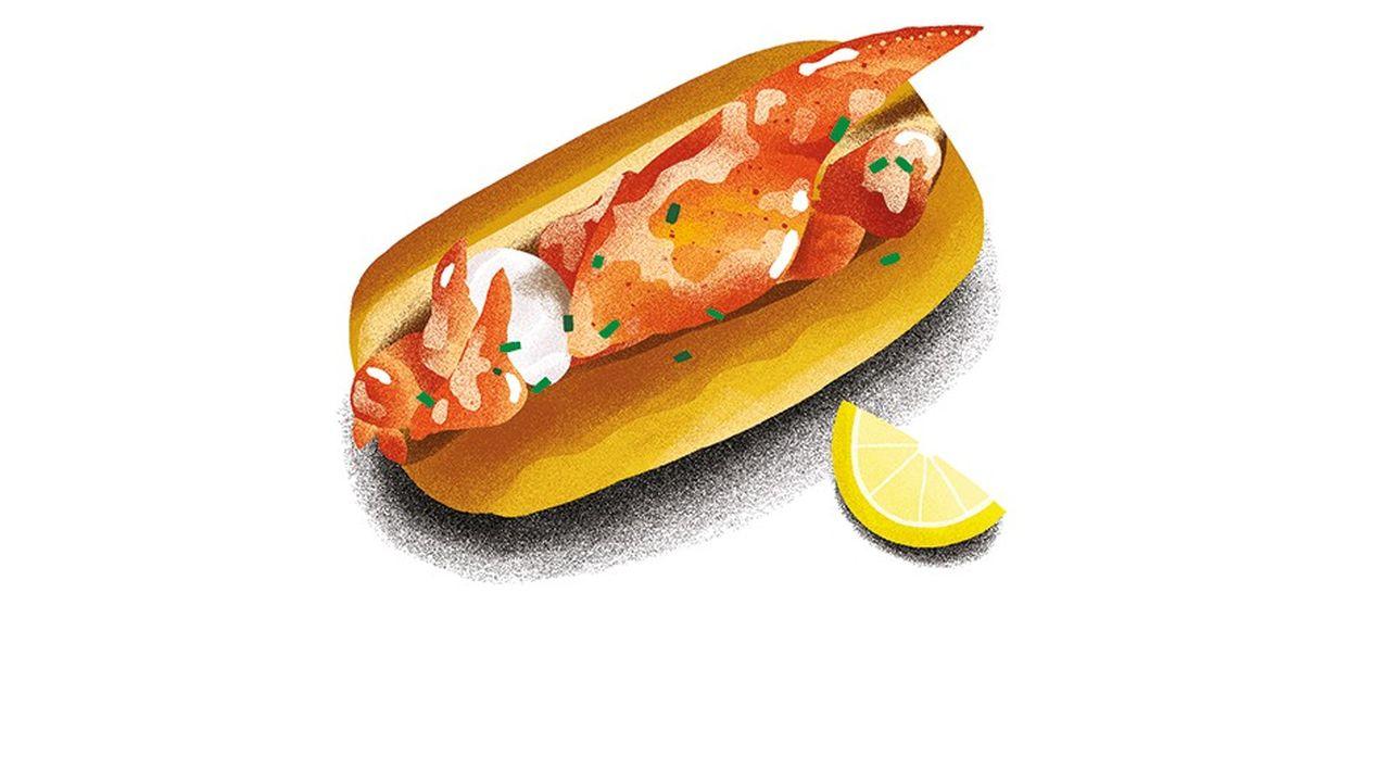 Top 5: les meilleurs lobster rolls