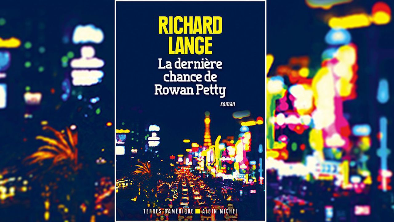 Rayon polar: l'arnaqueur arnaqué de Richard Lange