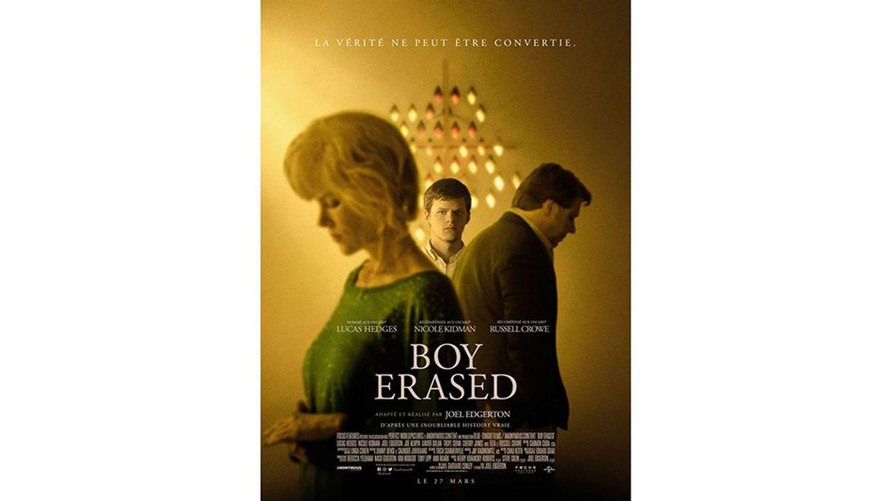 «Boy Erased»: «Je suis un homo, comme ils disent»