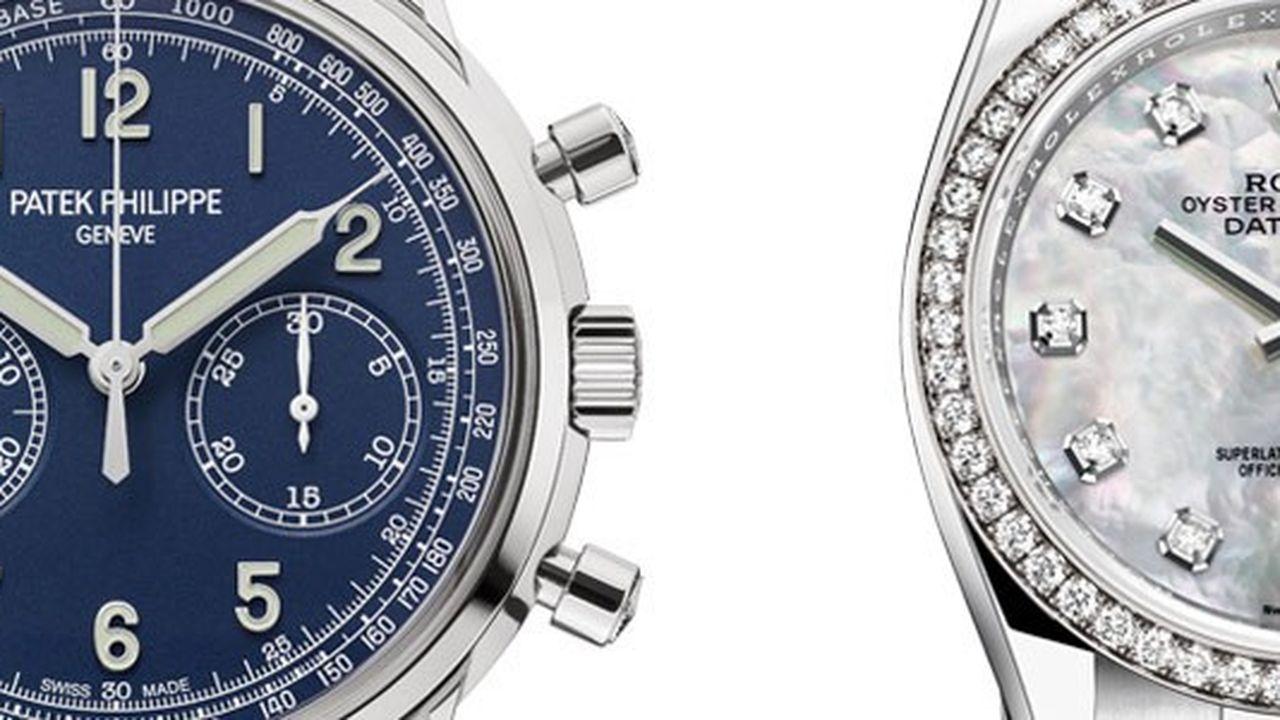 Heures Actuelles : montres de Baselworld