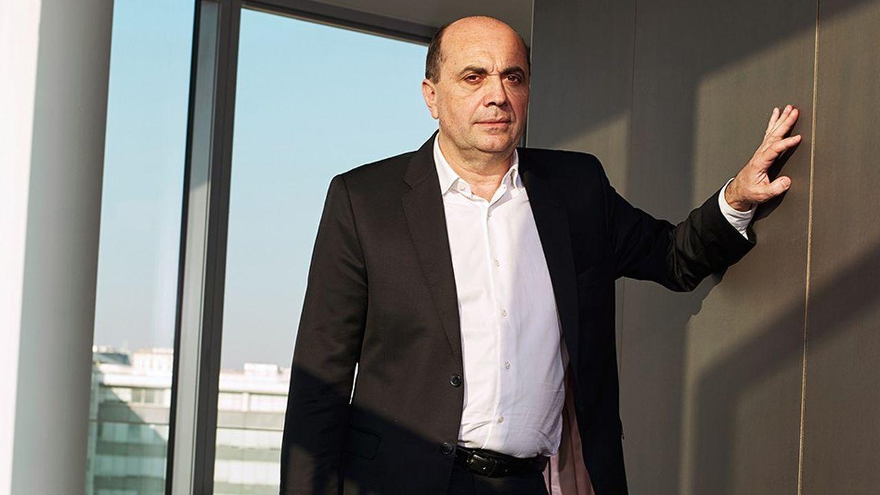 BFMTV : Hervé Beroud, l'info au temps des gilets jaunes