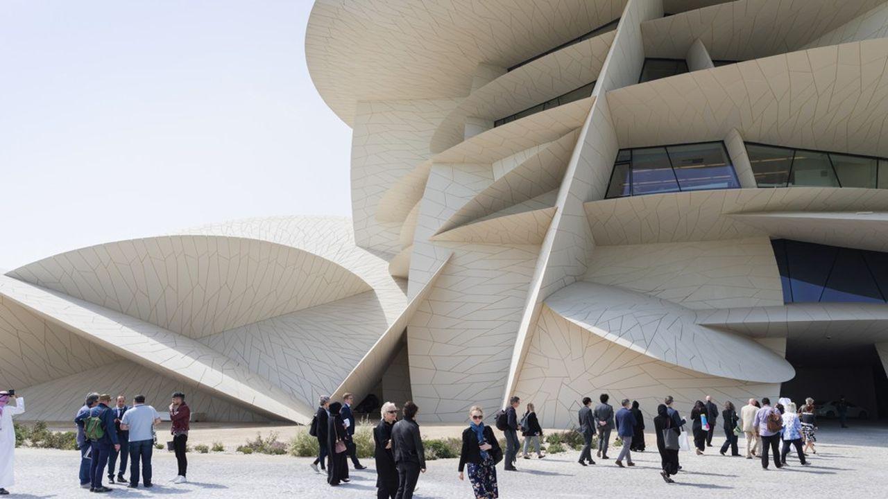 L'exceptionnel musée de Jean Nouvel au Qatar