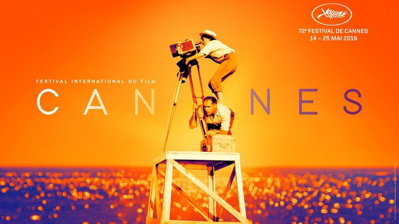 Festival de Cannes: une affiche dédiée à Agnès Varda