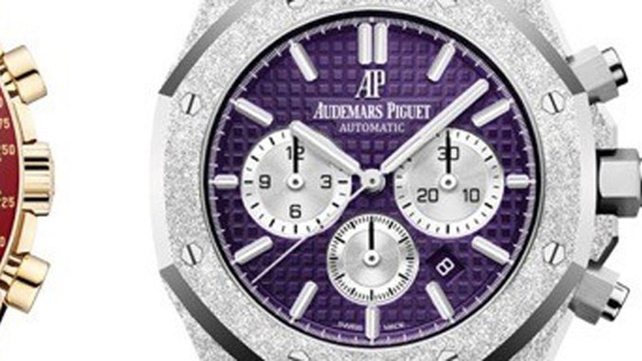 Heures Actuelles : chronographes