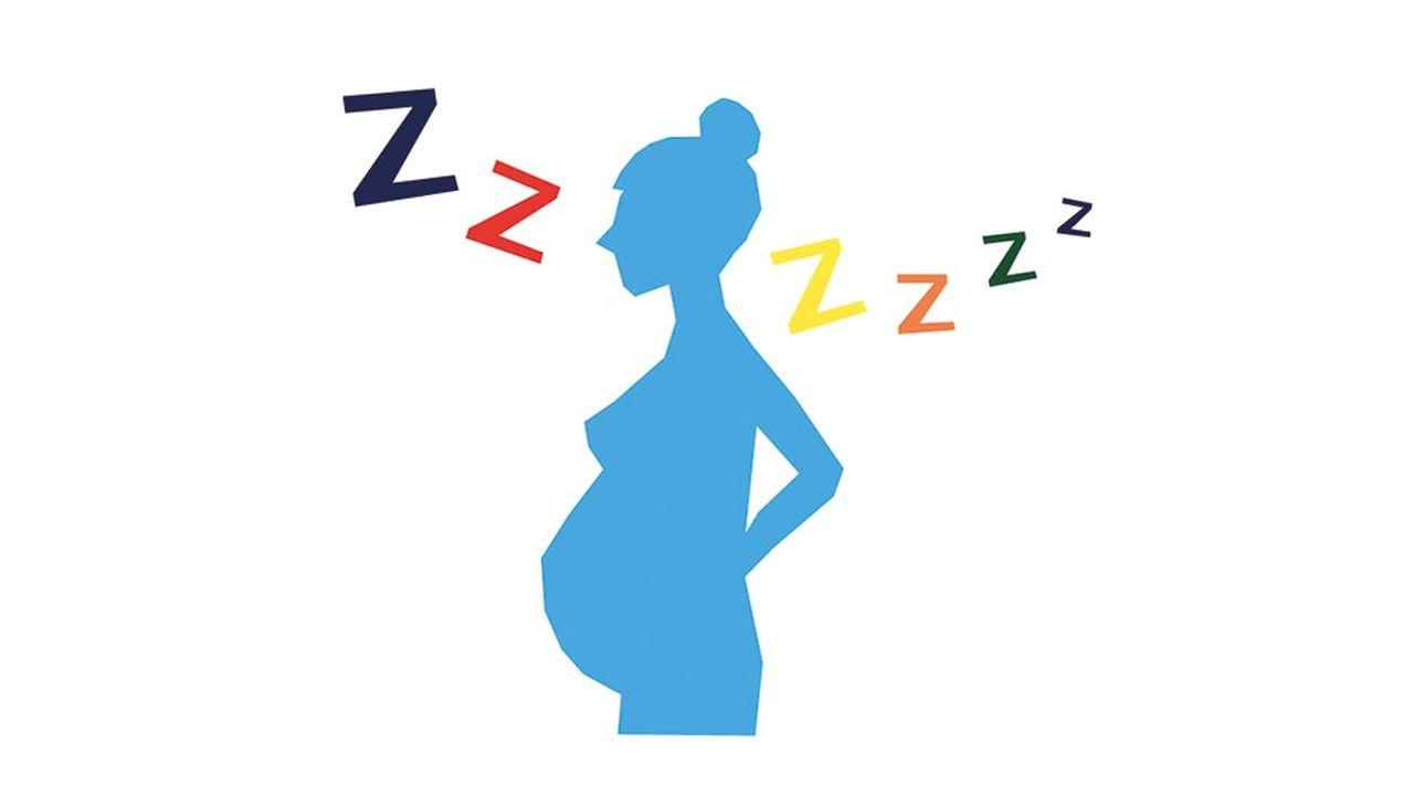 Femme enceinte: le bon sommeil