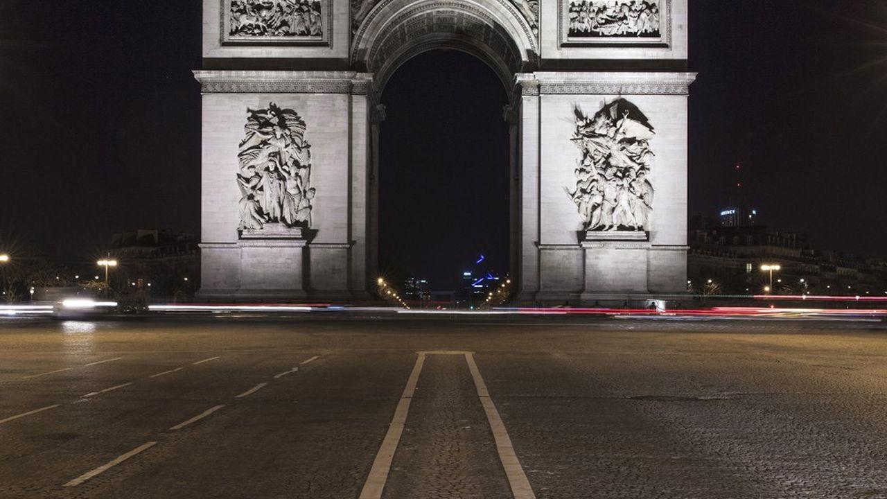 Champs-Elysées, avenue design