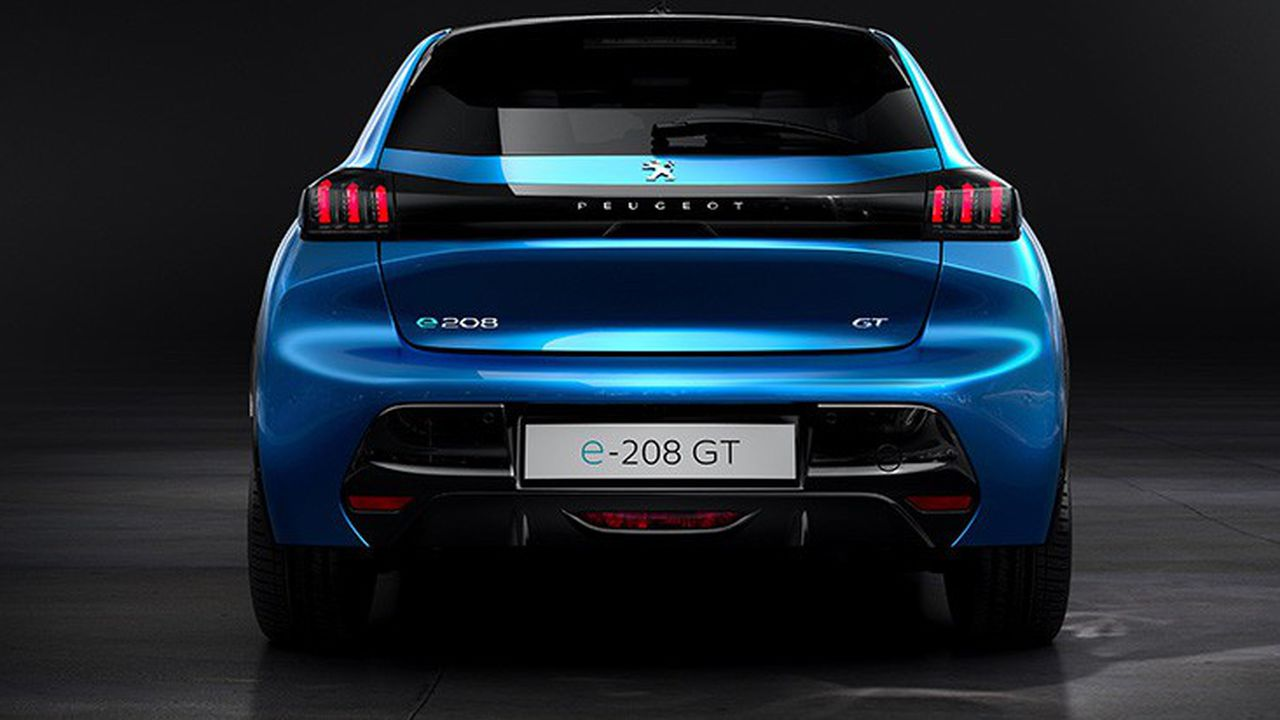 Peugeot 208, numéro de charme