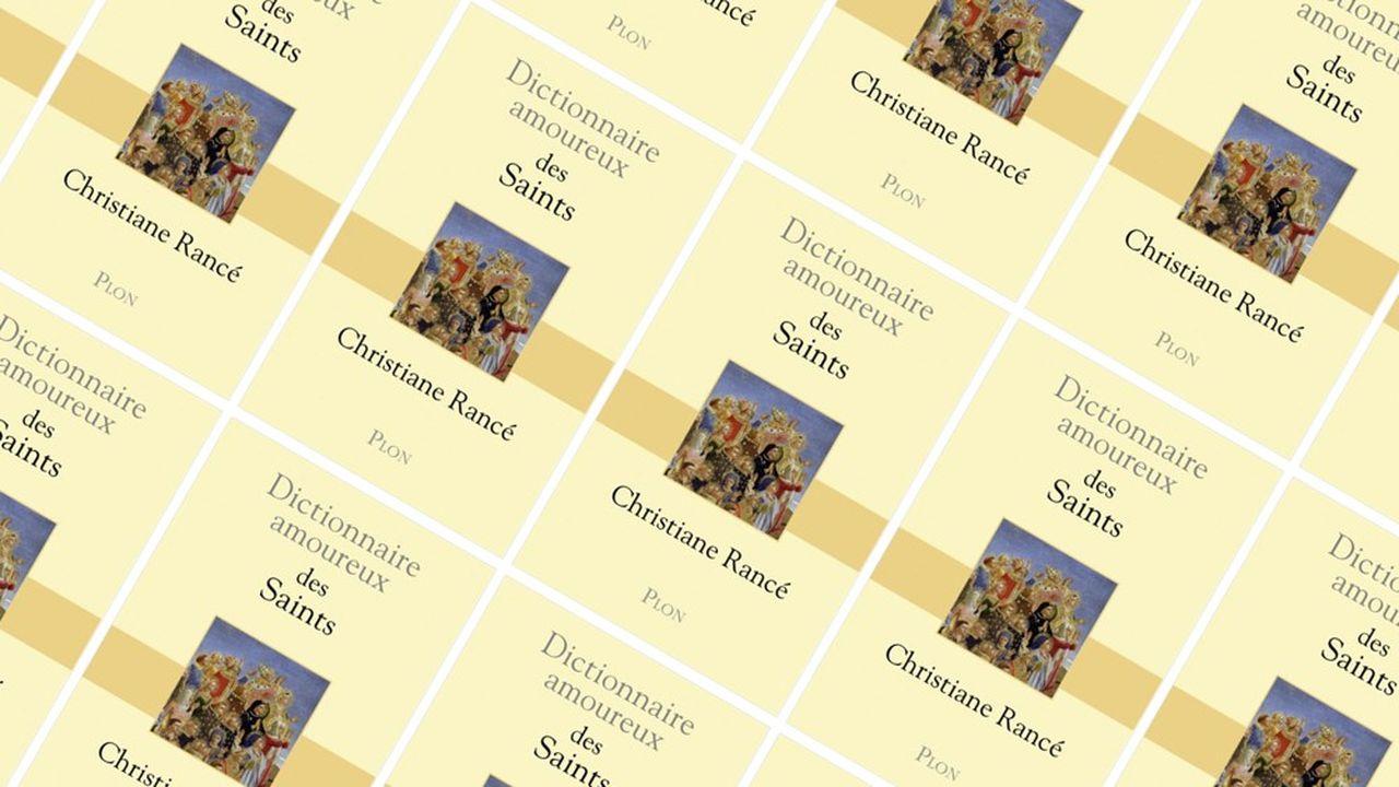 Qu'ils soient connus ou inconnus, Christiane Rancé nous promène entre le ssiècles et les continents sur les traces des saints de l'Eglise