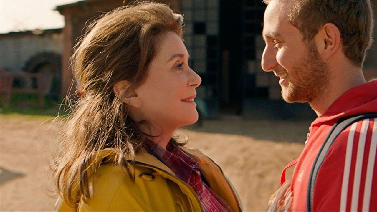 Avec l'énergie du désespoir, Muriel (Catherine Deneuve) tentera de contrecarrer les plans destructeurs et suicidaires de son petit-fils (Kacey Mottet Klein).
