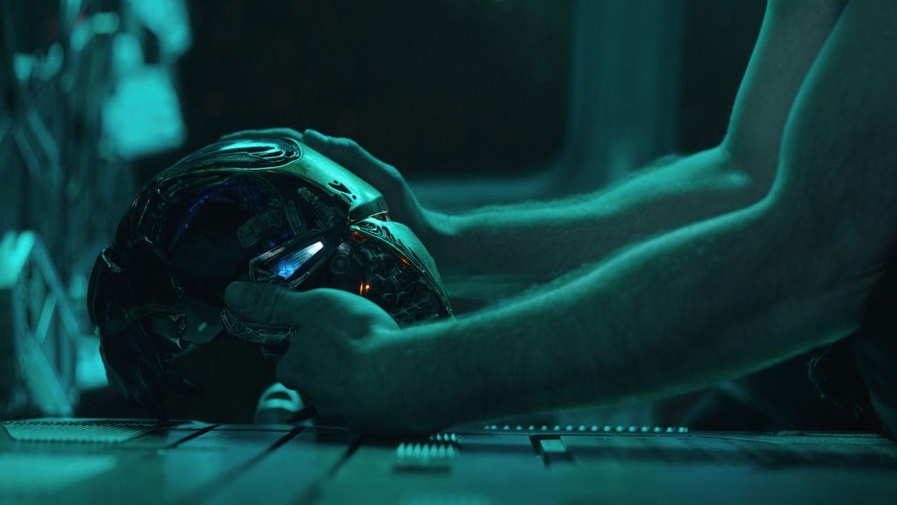 Tony Stark alias Iron Man (Robert Downey Jr.) au taquet.