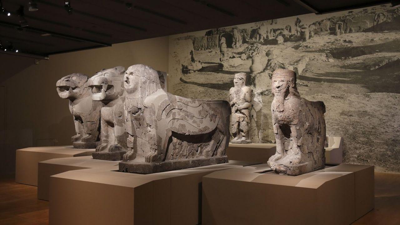 Les monumentaux royaumes oubliés du Louvre