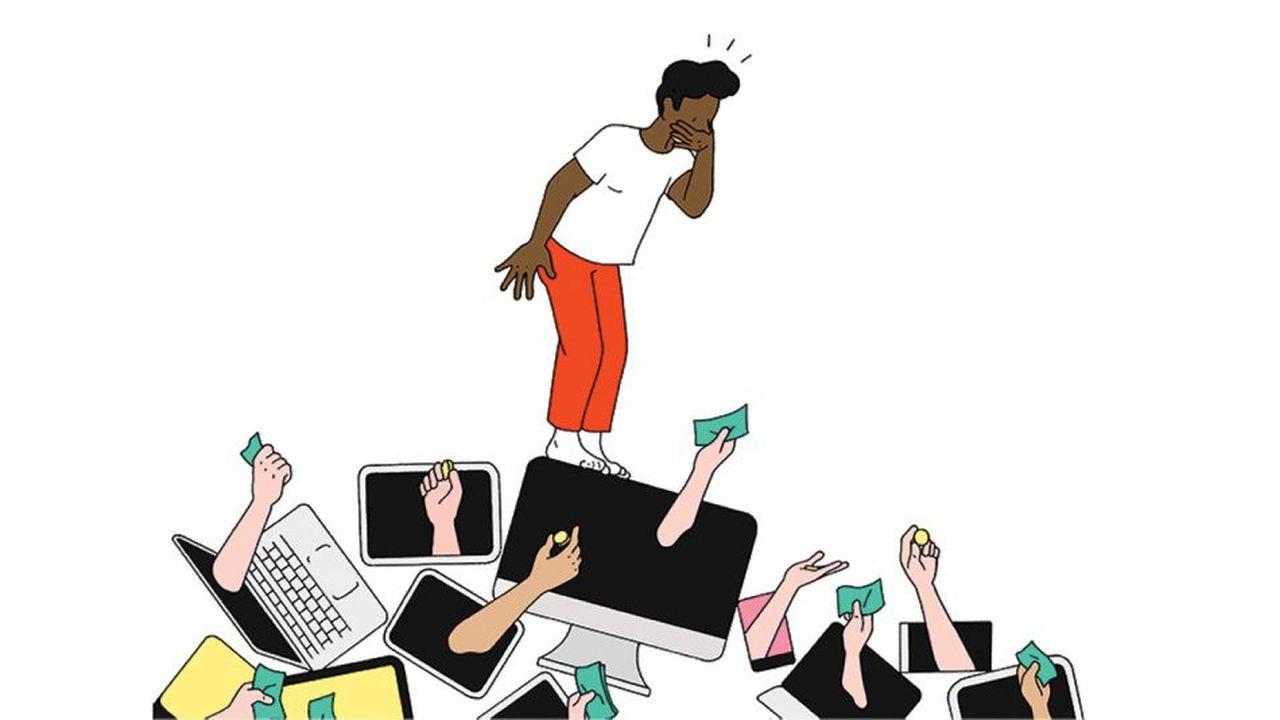 Les e-cagnottes, nouvel outil des solidarités