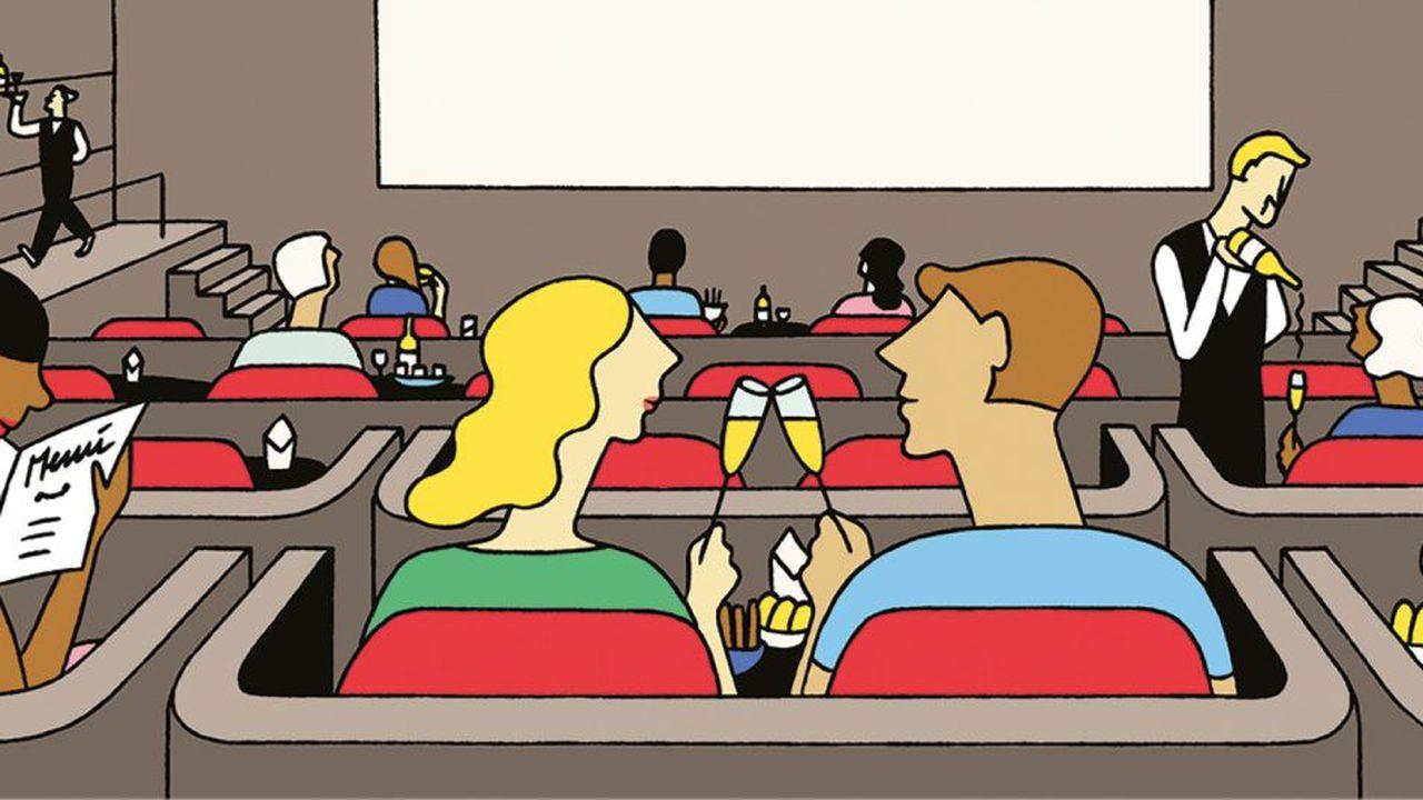 Quand le cinéma passe à table