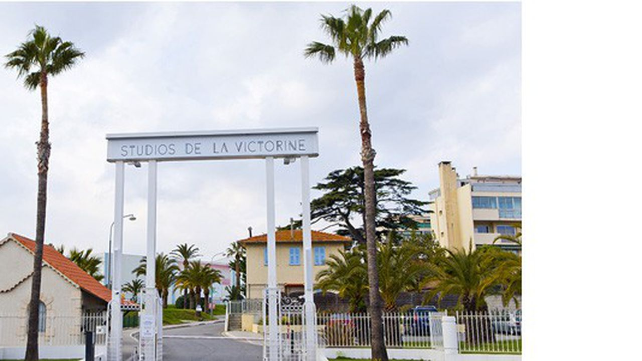 Les studios de la Victorine, Hollywood à la niçoise