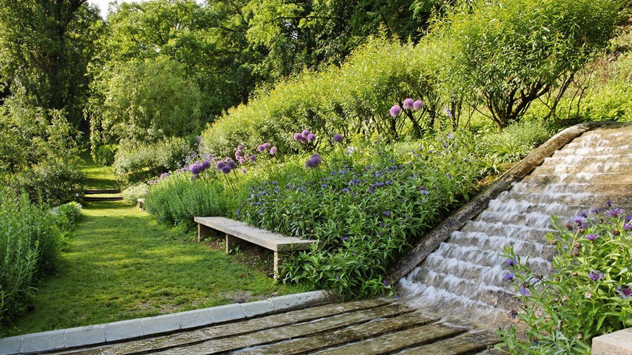 Quand les jardins se rêvent contemporains