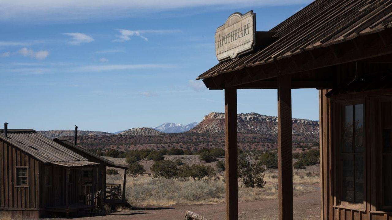 Le Nouveau-Mexique, base arrière d'Hollywood