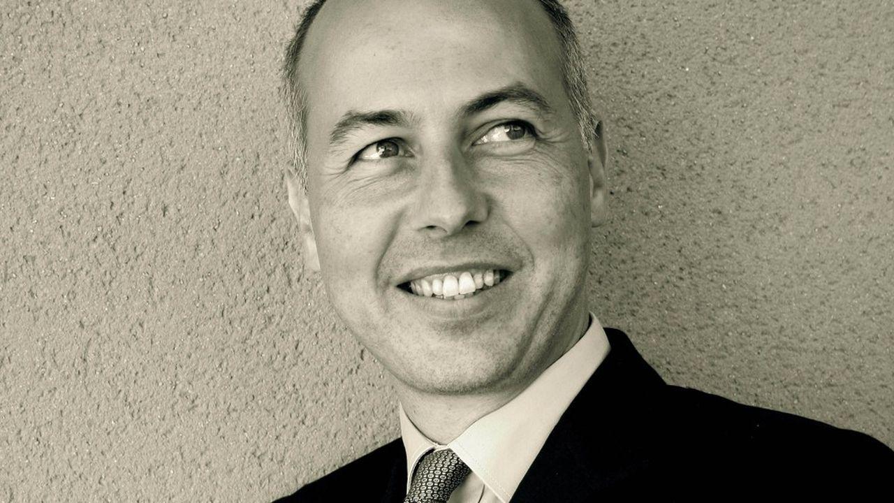 Guillaume Jourdan, fondateur de l'agence VitaBella Luxury & Lifestyle.