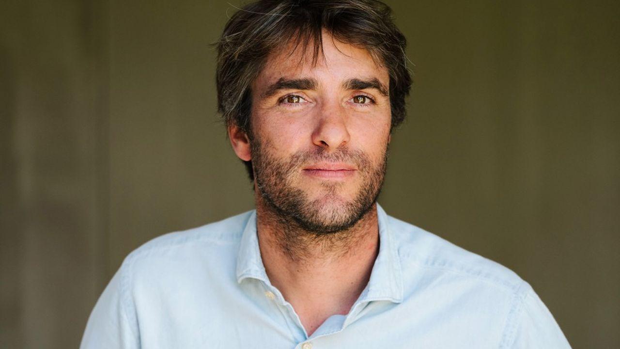 Pierre Olivier Clouet, directeur Technique de Château Cheval Blanc.
