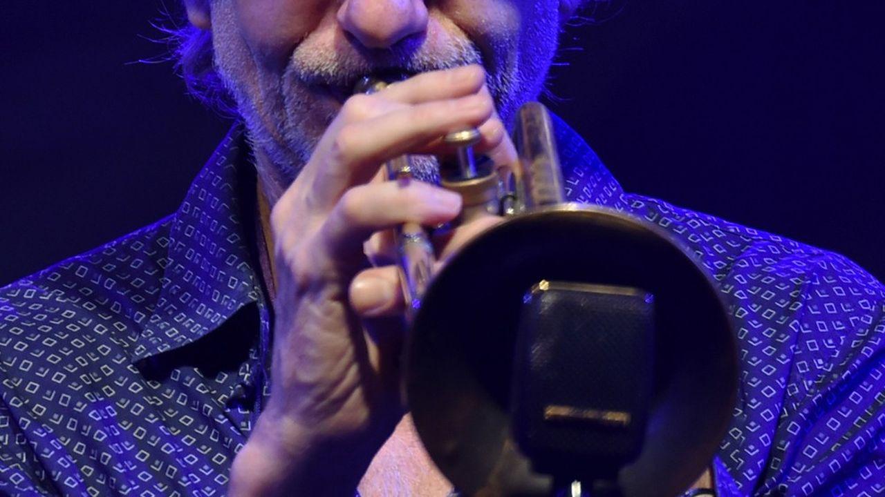 Le trompettiste Erik Truffaz sera de la fête le 27 mai.