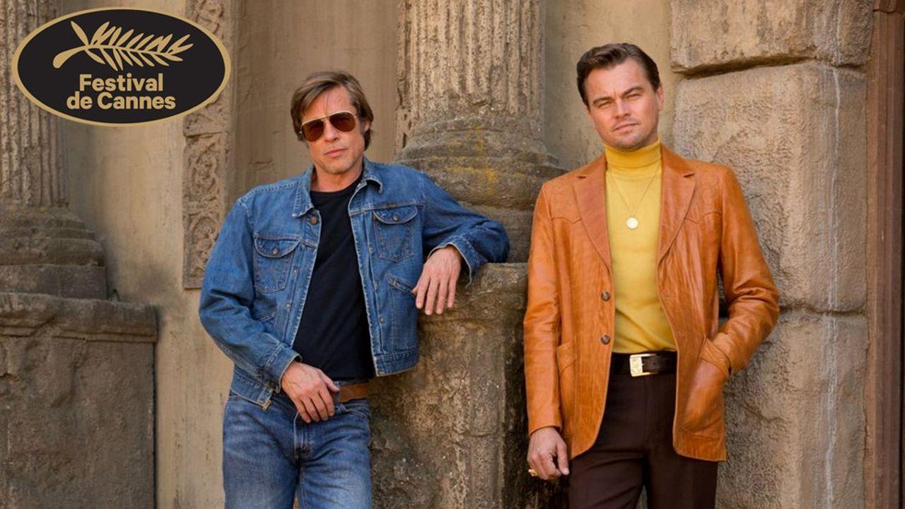 Cliff (Brad Pitt), ancien cascadeur, a longtemps servi de doublure àJake (Leonardo DiCaprio), vedette du petit écran.