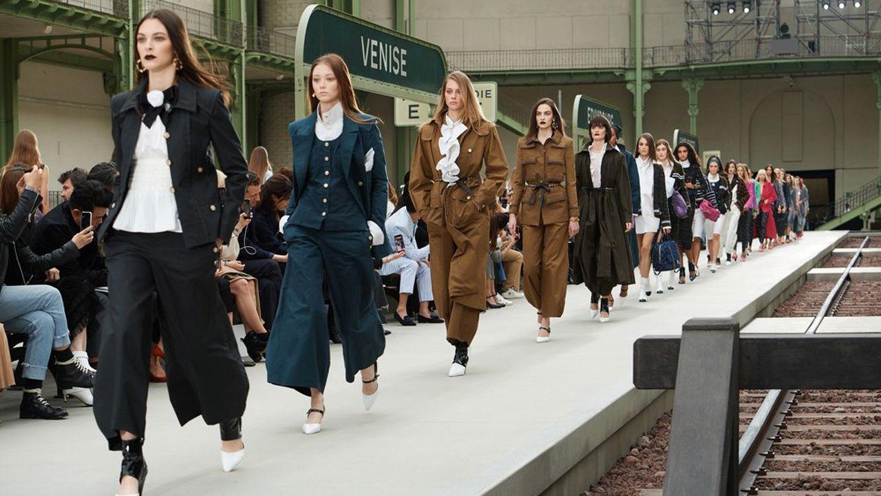 Cruise Chanel 2020 : l'énergie intacte