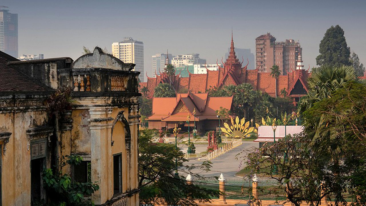 Mystères khmers