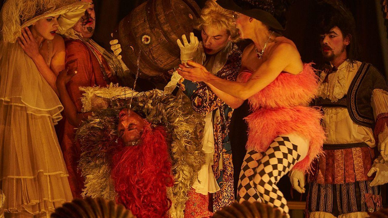 Le diabolique Frank Castorf dynamitera le « Don Juan » de Molière les 1er et 2 juin