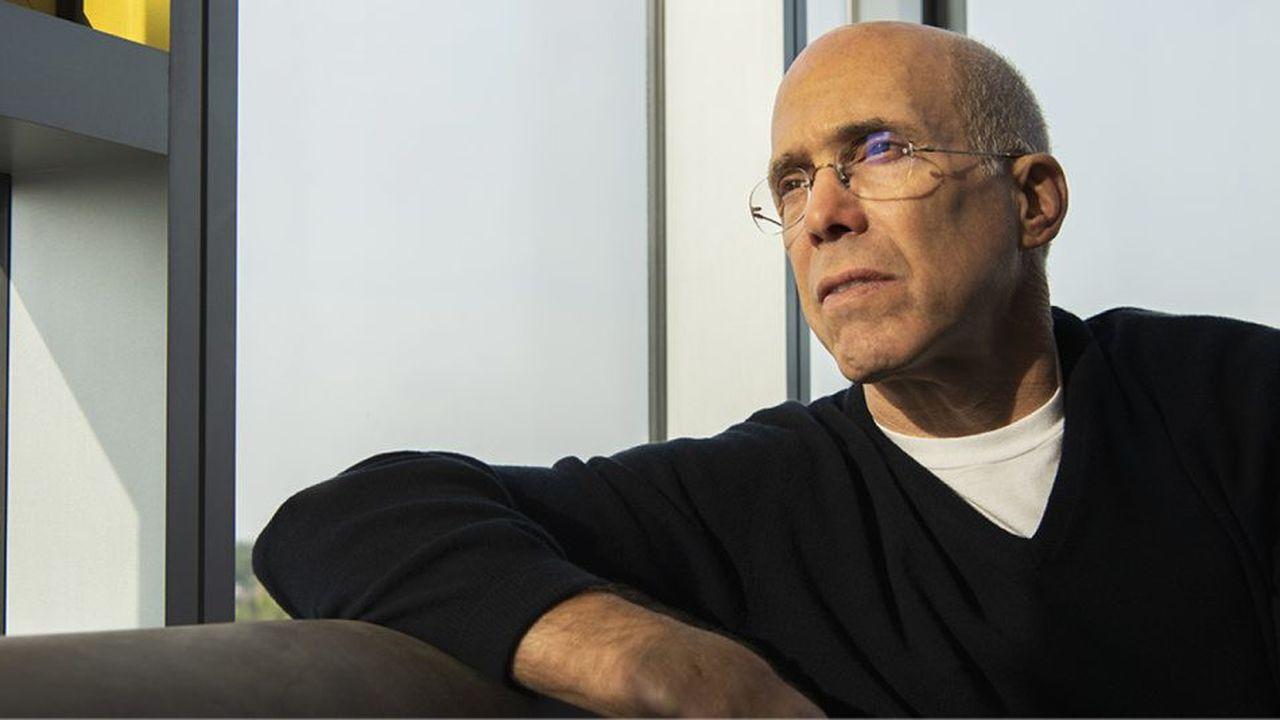 Jeff Katzenberg, dernier nabab d'Hollywood