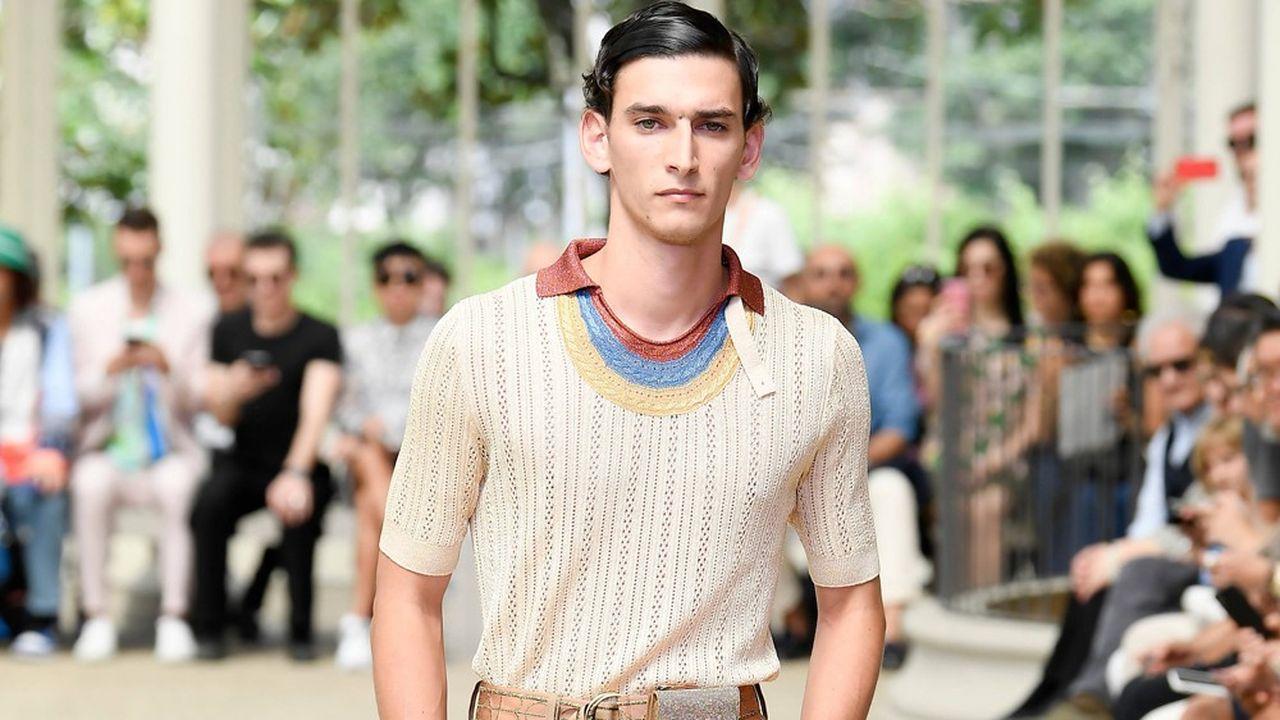 Fashion Week Printemps-Eté 2020 : la créativité de Marco de Vincenzo