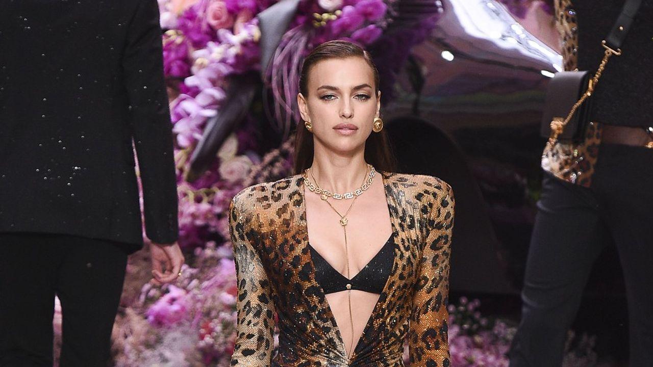 Fashion Week Printemps-Eté 2020 : toujours plus Versace