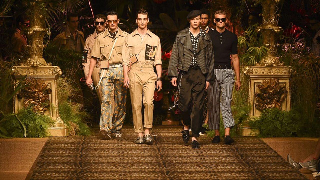 Fashion Week Printemps-Eté 2020: l'été selon Dolce & Gabbana