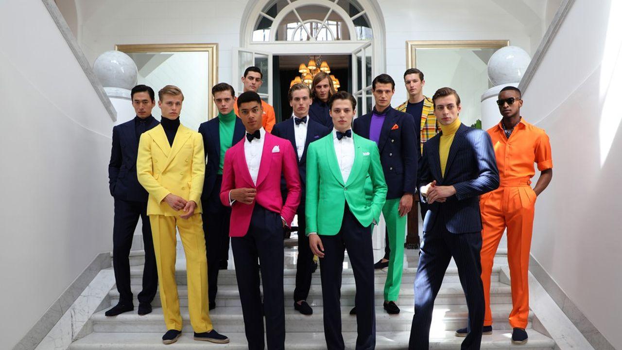 Fashion Week Printemps-Eté 2020 : la Riviera de Ralph Lauren