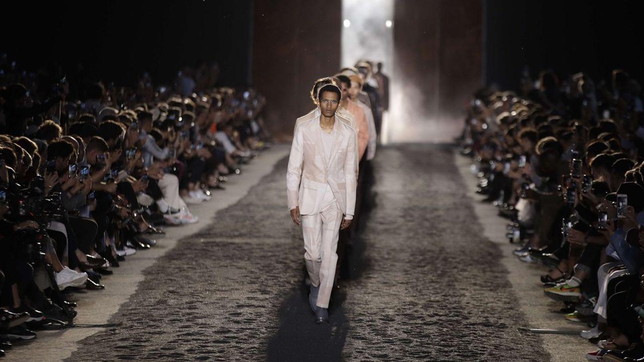 Fashion Week Printemps-Eté 2020: le luxe contemporain d'Ermenegildo Zegna