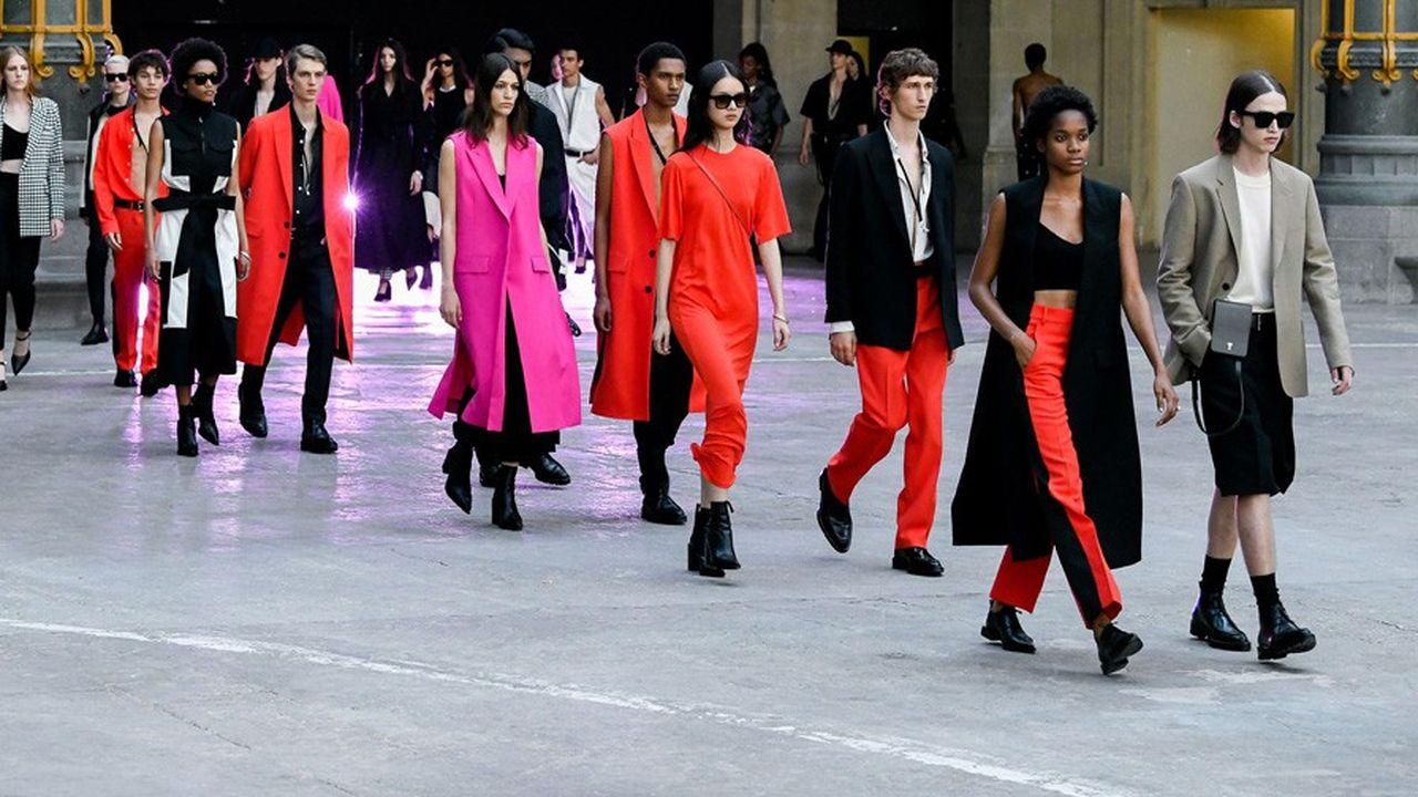 Fashion Week Printemps-Eté 2020: AMI grandit