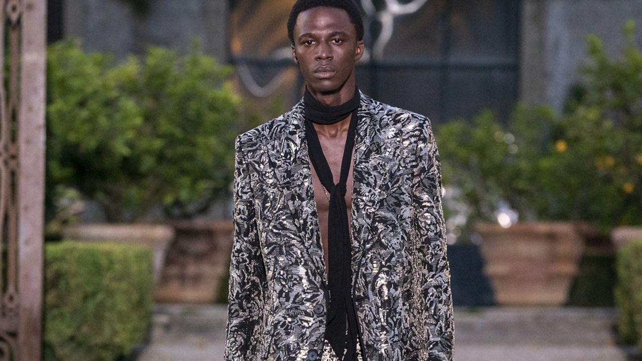 Fashion Week Printemps-Eté 2020 : les néo-dandys de Givenchy